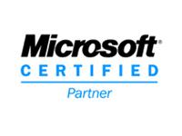 Partenaire Microsoft Certified